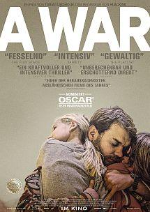 Filmplakat A WAR