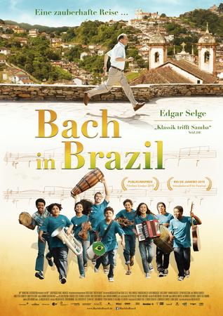 Filmplakat Bach in Brazil