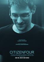 Filmplakat CITIZENFOUR OmU