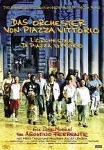 Filmplakat Das Orchester von PIAZZA VITTORIO - ital. OmU