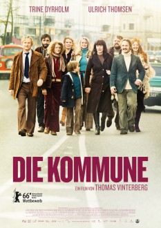 Filmplakat Die Kommune