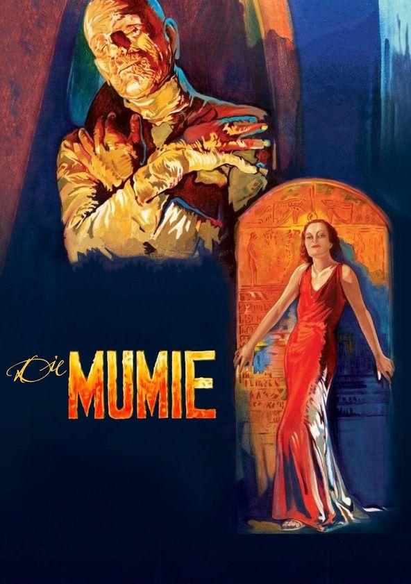 Filmplakat Die Mumie (1932)