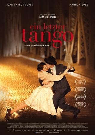 Filmplakat Ein letzter Tango
