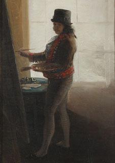 Filmplakat EXHIBITION ON SCREEN: Goya – Visionen aus Fleisch und Blut