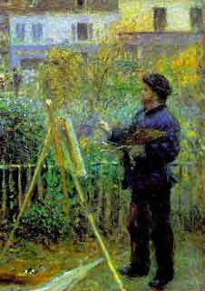 Filmplakat EXHIBITION ON SCREEN: Monet bis Matisse: Den modernen Garten malen - engl. OmU