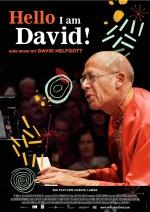 Filmplakat HELLO I AM DAVID! Eine Reise mit David Helfgott