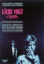 Filmplakat Liebe 1962 - L eclisse - ital. OmU