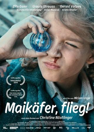 Filmplakat Maikäfer flieg