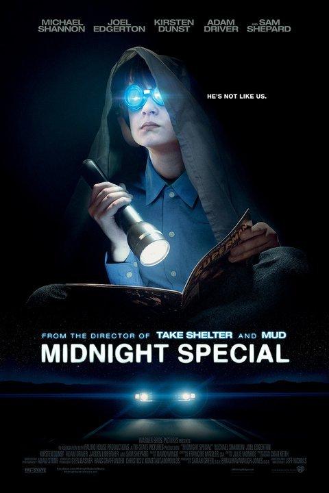 Filmplakat MIDNIGHT SPECIAL