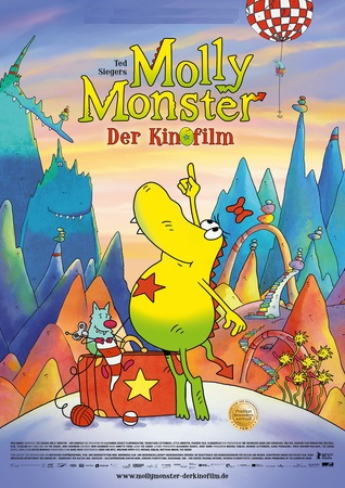 Filmplakat MOLLY MONSTER - Der Kinofilm