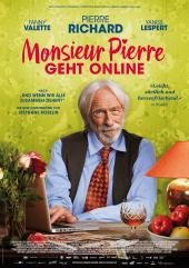 Filmplakat Monsieur Pierre geht online