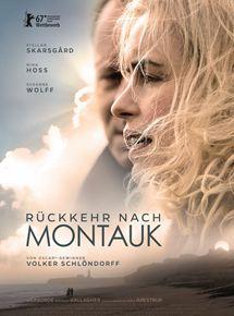 Filmplakat Rückkehr nach Montauk