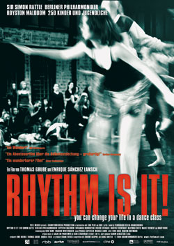 Filmplakat Rhythm is it!