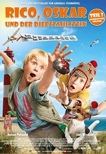 Filmplakat Rico, Oskar und der Diebstahlstein