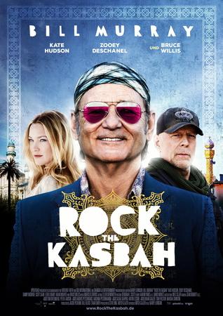 Filmplakat ROCK THE KASBAH