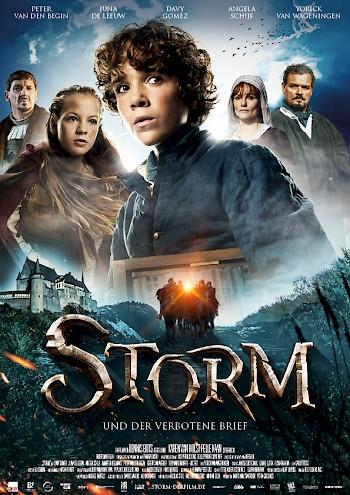 Filmplakat Storm und der verbotene Brief