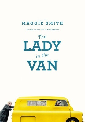 Filmplakat THE LADY IN THE VAN - engl. OF