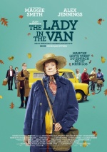 Filmplakat THE LADY IN THE VAN