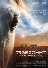 Filmplakat UNGEZÄHMT - von Mexico bis Kanada