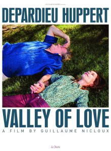 Filmplakat VALLEY OF LOVE - Tal der Liebe - franz. OmU