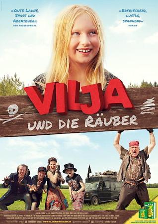 Filmplakat VILJA und die Räuber