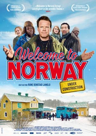 Filmplakat WELCOME TO NORWAY