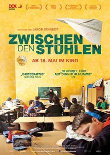Filmplakat Zwischen den Stühlen