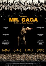 Filmplakat Mr. Gaga