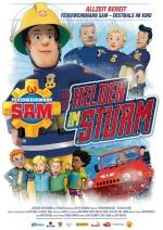 Filmplakat Feuerwehrmann Sam - Helden im Sturm