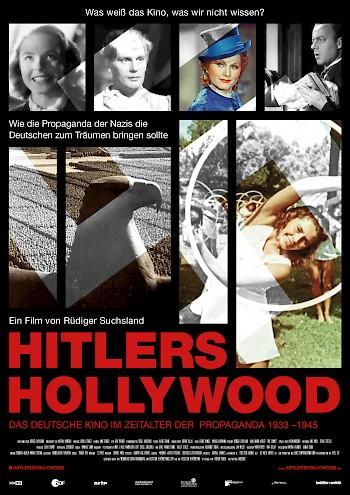 Filmplakat Hitlers Hollywood - Das Deutsche Kino im Zeitalter der Propaganda 1933 - 1945