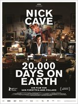 Filmplakat 20.000 Days on Earth OmU