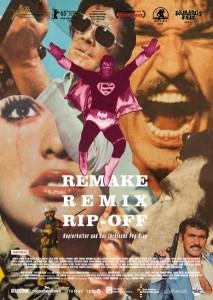 Filmplakat Remake, Remix, Rip-off - Kopierkultur und das türkische Pop-Kino - türk. OmU