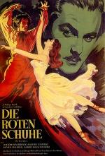 Filmplakat Die roten Schuhe (1948)