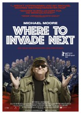 Filmplakat Where to invade next? - OmU