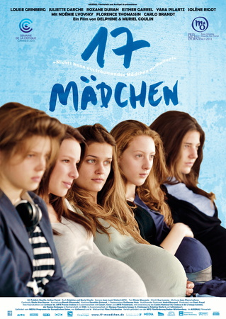 Filmplakat 17 Mädchen