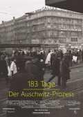 Filmplakat 183 Tage - der Auschwitz-Prozess (1963-65)