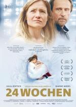 Filmplakat 24 WOCHEN