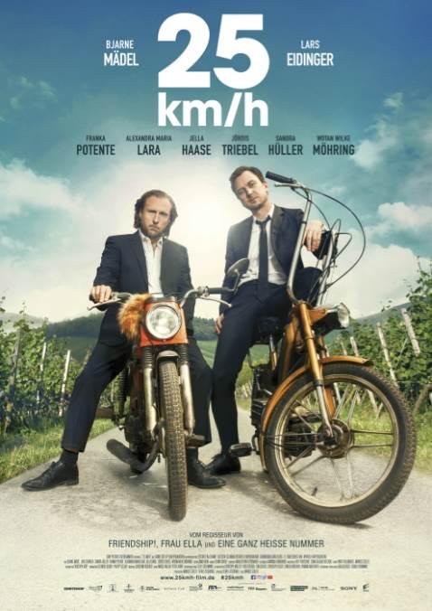 Filmplakat 25 km/h