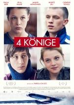 Filmplakat  4 KÖNIGE