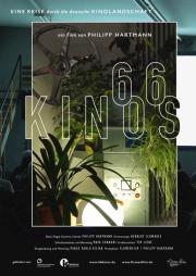 Filmplakat 66 Kinos - Eine Reise durch die deutsche Kinolandschaft