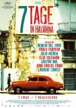 Filmplakat 7 Tage in Havanna