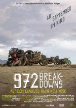 Filmplakat 972 Breakdowns - Auf dem Landweg nach New York