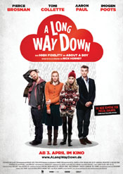 Filmplakat A LONG WAY DOWN engl. OmU