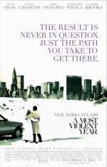 Filmplakat A MOST VIOLENT YEAR - engl. OmU