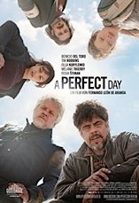 Filmplakat A PERFECT DAY - engl. OmU