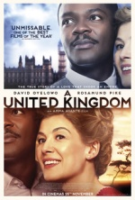 Filmplakat A UNITED KINGDOM - engl. OmU