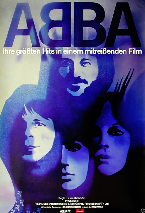 Filmplakat ABBA - Der Film