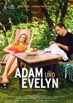 Filmplakat ADAM und EVELYN
