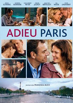 Filmplakat Adieu Paris