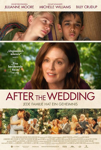 Filmplakat AFTER THE WEDDING